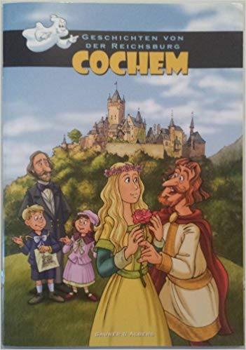 comic book shows castle and royal family