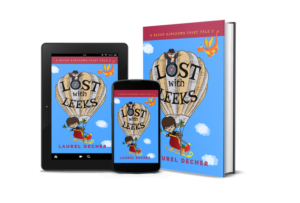 cover images in all formats for Lost With Leeks