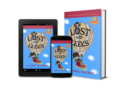 print tablet mobile editions of Lost With Leeks