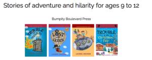 books in Seven Kingdoms Fairy Tale series