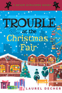 cover of Trouble At The Christmas Fair