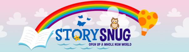 logo for Story Snug